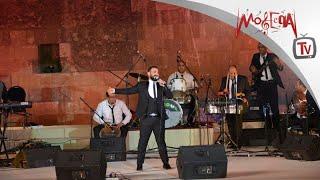 """احمد سعد - يشعل مهرجان القلعة بأغنية """"بحبك يا صحبي"""""""