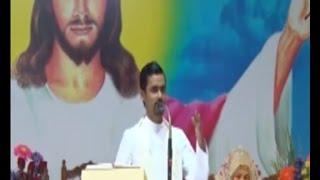 Word of God By Rev Fr Evan Gomes SVD at Divine Call Centre Mulki