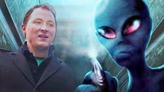 What Would Aliens Look Like? Vlog#12 HooplakidzLab
