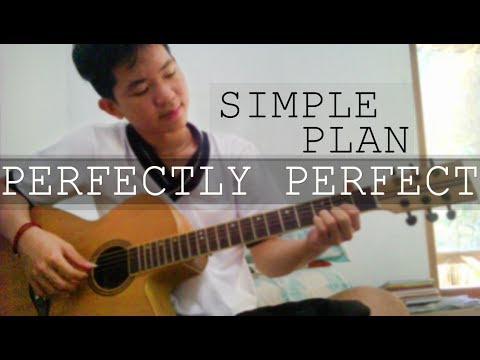 Simple Plan - Perfectly Perfect (Fingerstyle Guitar Cover | Chokepin)