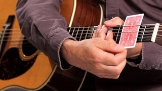 Play Acoustic Guitar like Johnny Cash | Country Guitar