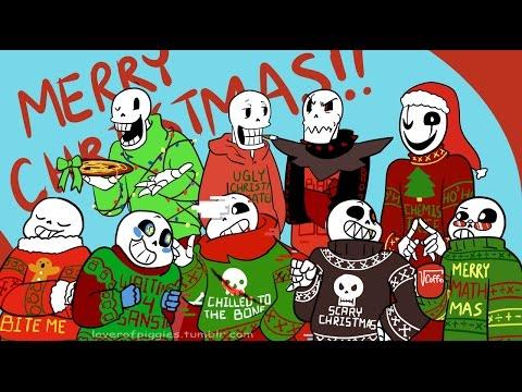 Xxx Mp4 Christmas Party AU Movie Undertale Comic Dub 3gp Sex