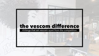 The Vescom Difference