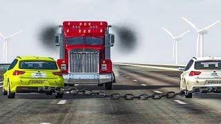 SLO-MO IMPACTS #5 - BeamNG Drive Crashes