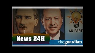 Nato apologises to turkey after erdogan and ataturk appear on