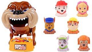 Mejores Videos Para Niños Aprendiendo Colores - Paw Patrol Mashems Bad Dog Game Learn Colors