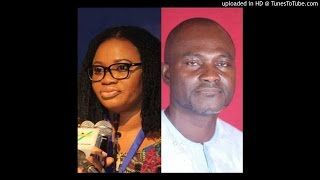 Ken tells Charlote Osei - I have the list of the 2 million people U've padded to the Register