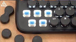 Lofree Dot Keyboard: The Updated TypeWriter
