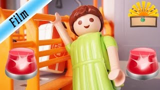 GEHEIMNISSVOLLER DRITTE als ARZT beim SEK - FAMILIE Bergmann #145 - Playmobil Film neu