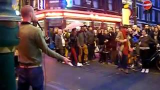 Dave Crowe BeatBoxing London