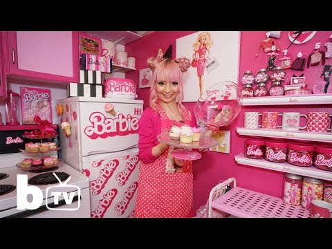 Welcome To My Real Barbie Dream House