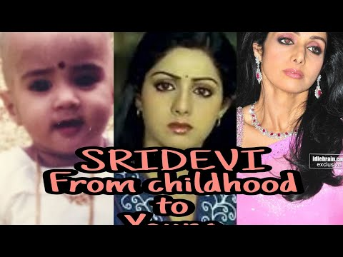Xxx Mp4 Sridevi Childhood Photos To Young 54 Years 54 Images 3gp Sex
