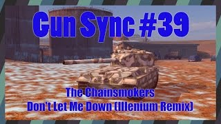 Gun Sync #39 - Don't Let Me Down | World Of Tanks Blitz