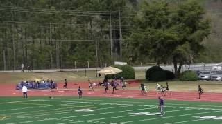 Lithonia Middle School Boys 49.05s 4x100m Prelim 2 Dekalb Middle School Championship 2017