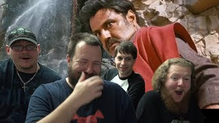 LEGEND Interval Fight Scene Reaction and Discussion