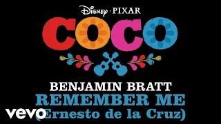 Benjamin Bratt - Remember Me (Ernesto de la Cruz) (From