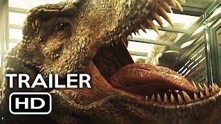 Jurassic World 2: Fallen Kingdom Official Trailer #3 Teaser (2018) Chris Pratt Action Movie HD