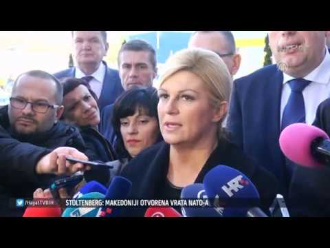 Xxx Mp4 MIMO ZVANIČNOG PROTOKOLA KOLINDA GRABAR KITAROVIĆ POSJETILA AHMIĆE 18 01 2018 3gp Sex