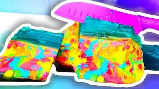 DIY How To Make Jello Sour Gummy Worms! | Super Fun & Easy Tutorial