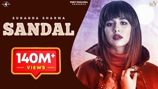 SANDAL (Official Video) SUNANDA SHARMA   Sukh-E   JAANI   Latest Punjabi Songs 2019   MAD 4 MUSIC