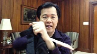 Iwas Pilay (sprain) sa Kamay - Payo ni Dr Willie Ong #79