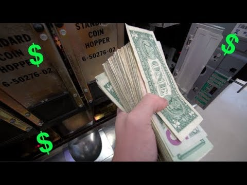 PULLING LOTS OF CASH