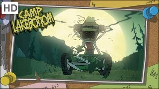 Camp Lakebottom  - Spooky Scary Halloween Moments