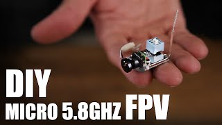 Flite Test | DIY Micro 5.8Ghz FPV