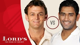 Adam Gilchrist vs MS Dhoni | Who's The Greatest?