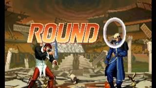YAGAMI Iori vs Goenitz - THE KING OF FIGHTERS '96