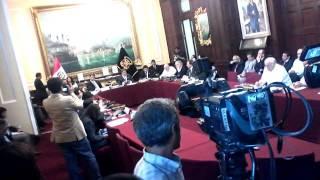ELIAS RODRIGUEZ HABLA SOBRE LA HUELGA DE CASA GRANDE EN EL CONGRESO
