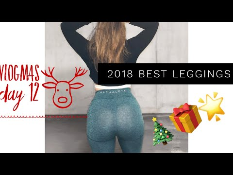 Xxx Mp4 VLOGMAS DAY 12 2018 BEST LEGGINGS ACTIVEWEAR GIFT GUIDE 3gp Sex