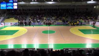 BK Levickí Patrioti Levice - BC Prievidza (33. kolo Eurovia SBL)