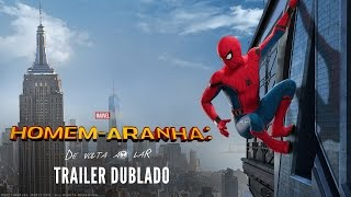 Homem-Aranha: De Volta ao Lar | Trailer 2 Dublado | 6 de julho nos cinemas