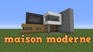 Minecraft : Let\'s Tuto : 30x30 Maison Moderne - Part 1 - PlayItHub ...