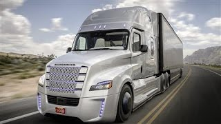 Daimler's Autonomous Trucks to Be Tested in Nevada