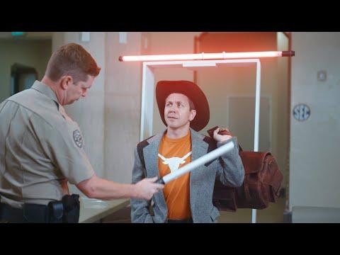 SEC Shorts Texas gets held up at SEC security