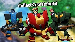 ROBOWAR - Robot VS Alien - By LYTO MOBI- Action - Google Play (Super HD Quality)