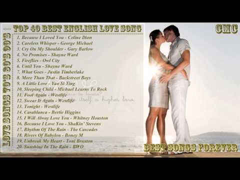 English Love Songs Download