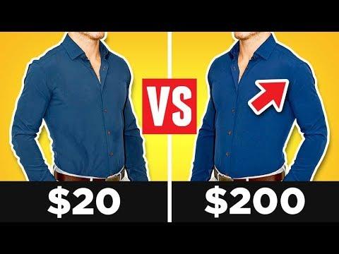 Xxx Mp4 Average Vs Amazing Men S Shirts 20 Key Differences Between 20 200 Dress Shirt 3gp Sex