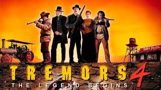 Tremors 4 : The Legend Begins  - On Set.