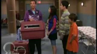 Wizards Of Waverly Place - Curb Your Dragon (Part 3)