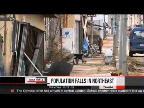 Fukushima Insanity, 'World End' in progress, 2012