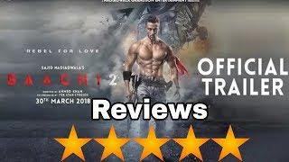 Baaghi 2 Trailer Review | Tiger Shroff, Disha Patani | Sajid Nadiadwala