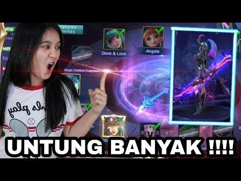 Xxx Mp4 JARI PACARKU BIKIN HOKI DI EVENT INI SKIN EPIC KARINA Mobile Legend Indonesia 3gp Sex