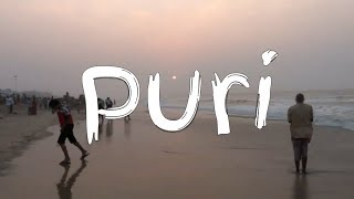 Puri ,Orissa ( Odisha ) The City Of Temple | part 1