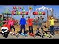 Download Video Download Power Rangers Ninja Kidz Christmas! 3GP MP4 FLV