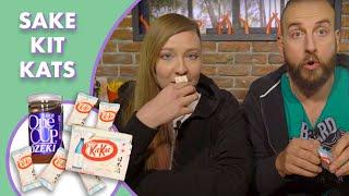 Sake Kit Kats