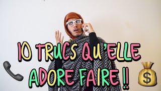 10 TRUCS QUE NOS MÈRES ADORENT FAIRE - DAHK'MAN