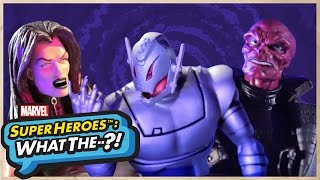 Ultron's Master Plan – Marvel Super Heroes: What The--?! Ep 39